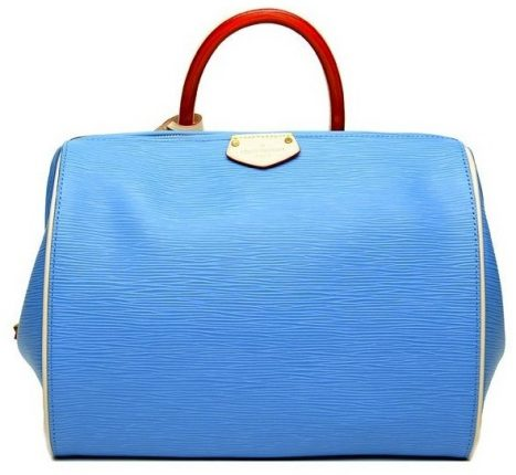 Louis Vuitton borsa Sky Blue Doc Bag