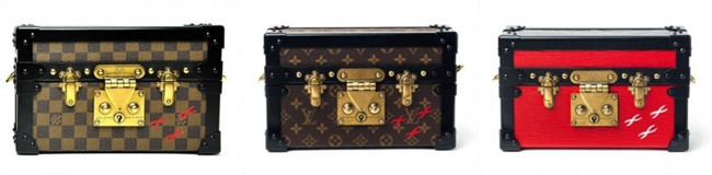 Louis Vuitton borse Petite Malle Bag 2015