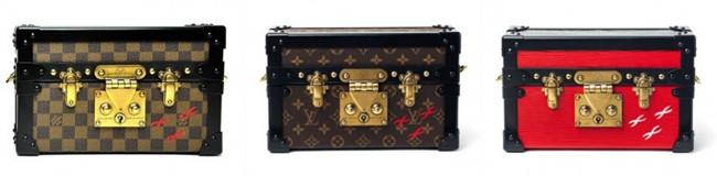 Louis Vuitton borse Petite Malle Bag 2015