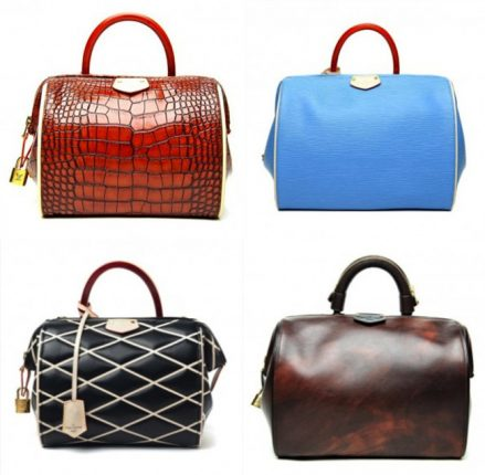 Louis Vuitton Doc BB Bags autunno inverno 2014 2015