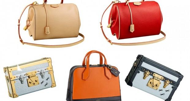 Louis Vuitton Fall Winter 2015 Bags