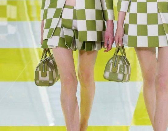 Louis Vuitton mini bauletti a quadri