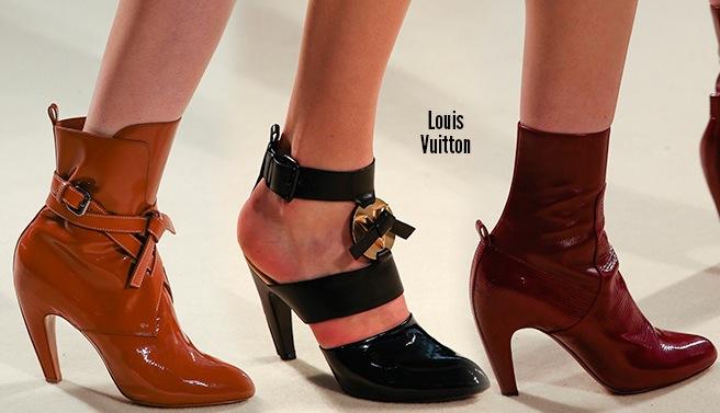 Louis Vuitton scarpe catalogo autunno inverno 2014 2015