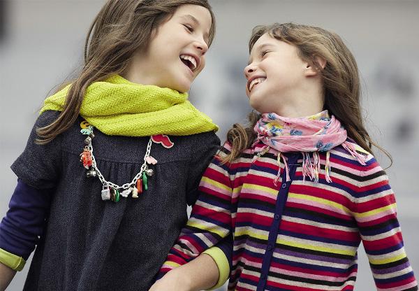 Maglieria bambini Benetton autunno inverno 2013 2014