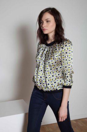 Maglietta Annie P autunno inverno 2015