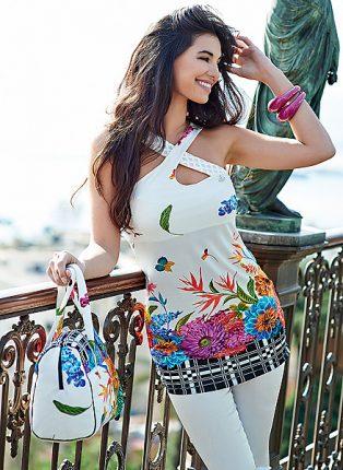Maglietta Cannella primavera estate 2014
