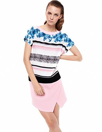 Maglietta Pinko primavera estate 2014