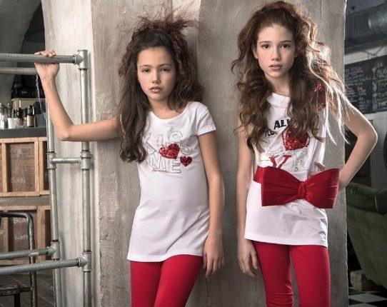 Magliette Artigli Girl primavera estate 2013