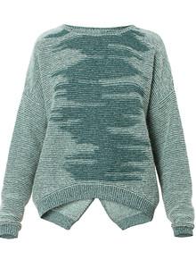 Maglione con ritagli Marella autunno inverno 2015