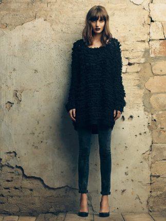 Maglione lungo Fornarina autunno inverno 2015