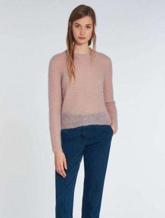 Maglione rosa Pennyblack autunno inverno 2017