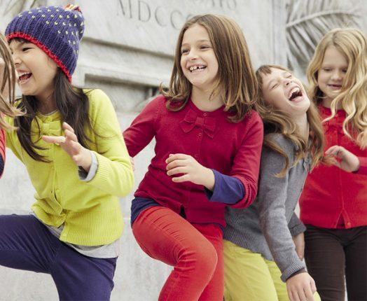 Maglioni bambini Benetton autunno inverno 2013 2014