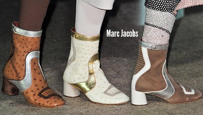 Marc Jacobs scarpe catalogo autunno inverno 2014 2015