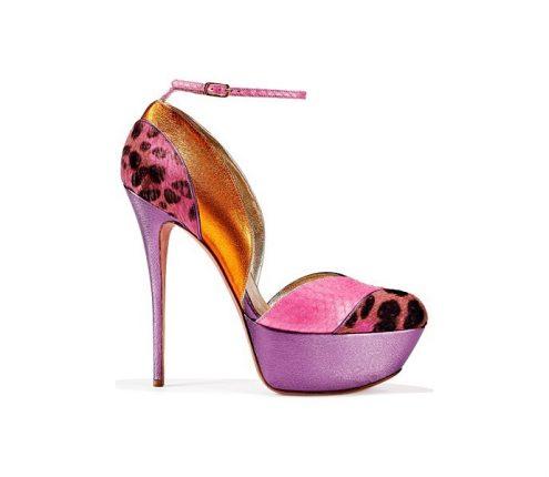 Mary jaine scarpe Gaetano Perrone primavera estate