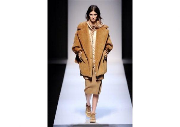 Max Mara collezione autunno inverno 2013 2014 giaccone
