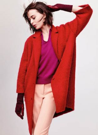 Maxi cappotto Max & Co autunno inverno 2015