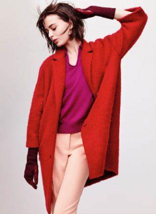 Maxi cappotto Max & Co autunno inverno 2015
