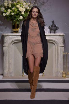 Mini abito H & M autunno inverno 2013 2014