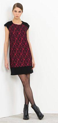 Mini abito Nenette autunno inverno 2015
