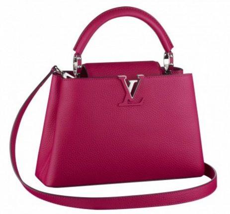 Mini bag magenta Louis Vuitton