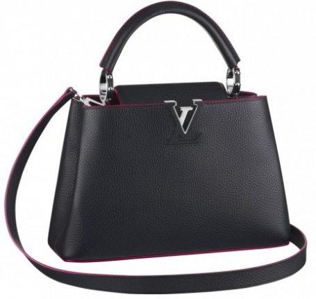 Mini bag nera Louis Vuitton
