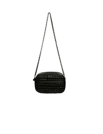 Mini bag nera Mia Bag autunno inverno 2017