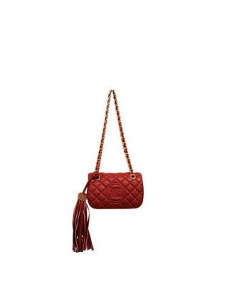 Mini bag rossa Mia Bag autunno inverno 2017