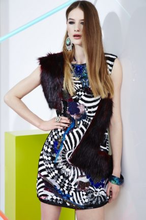 Mini dress River Island autunno inverno 2013 2014
