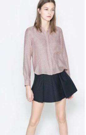 Mini gonna Zara primavera estate 2014