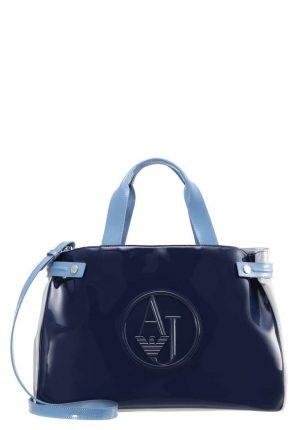 Mini handbag blu Armani Jeans autunno inverno 2017