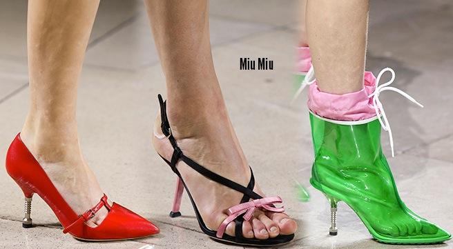 Miu Miu scarpe catalogo autunno inverno 2014 2015