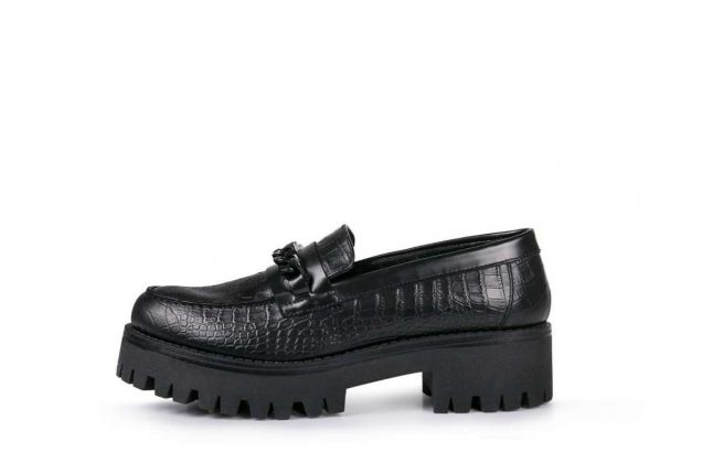 Mocassini in stile creepers Cult autunno inverno 2017