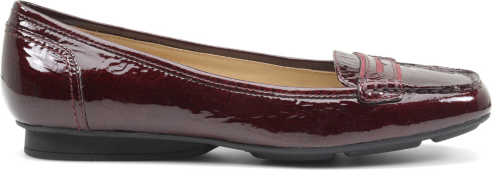 Mocassini in vernice Geox scarpe autunno inverno