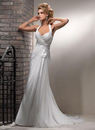 Moda sposa abiti bianchi