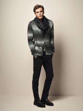 Moda uomo Liu Jo autunno inverno 2013 2014