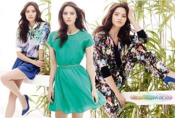 Motivi abbigliamento primavera estate 2014