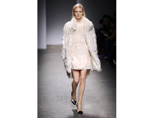 N 21 collezione autunno inverno 2013 2014 pelliccia