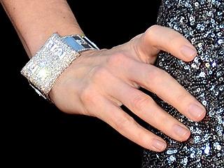 Naomi Watts gioielli oscar 2013