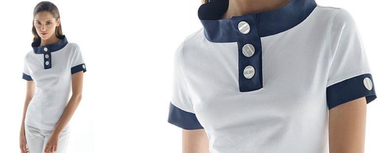 Nara Camicie primavera estate 2014 camicia donna bicolore