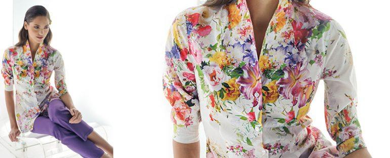 Nara Camicie primavera estate 2014 camicia orientale