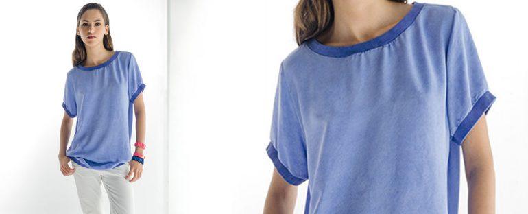 Nara Camicie primavera estate 2014 maglietta donna