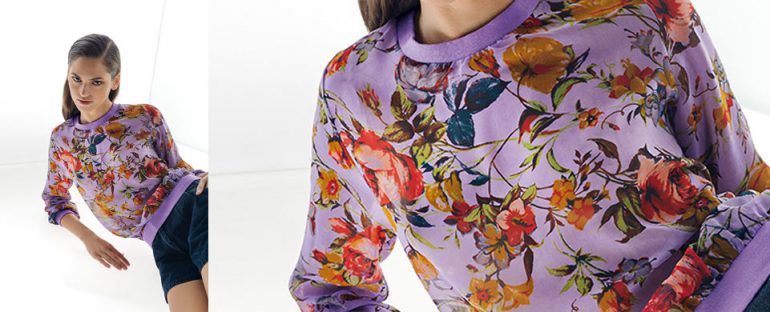Nara Camicie primavera estate 2014 maglietta manica tre quarti