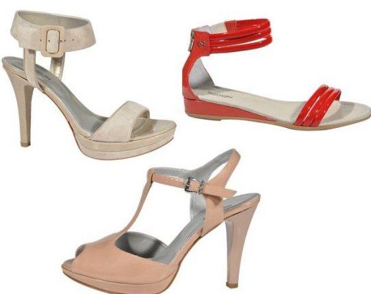 NeroGiardini collezione scarpe donna primavera estate 2013