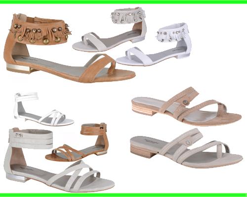 Nero Giardini sandali donna estate 2013