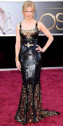 Nicole Kidman abito oscar 2013