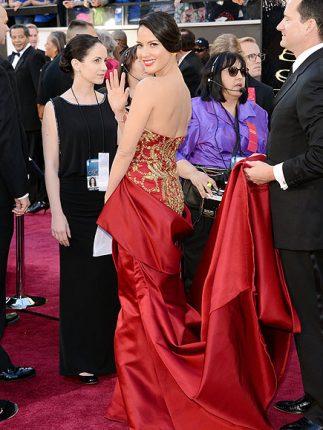 Olivia Munn abito oscar 2013