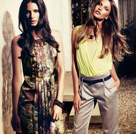 Oltre abbigliamento primavera estate 2013