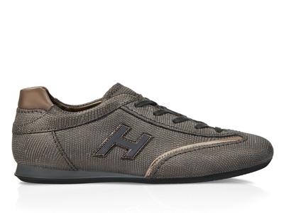 Olympia beige scarpe Hogan autunno inverno