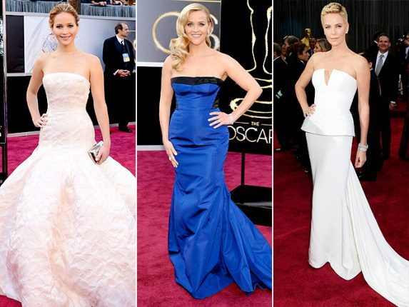 Oscar 2013 abiti piu belli