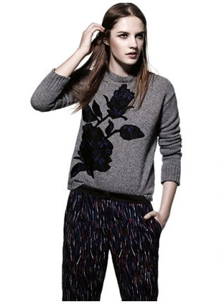 Outfit Sportmax Code autunno inverno 2013 2014